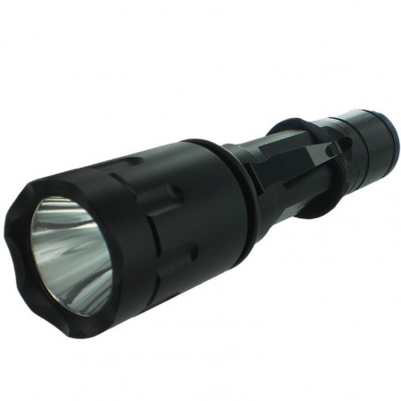 Small Sun ZY-A623 CREE R2 WC 250LM 3-Mode 1-LED White Light Flashlight (1 x 18650)