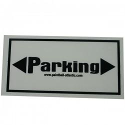 Panneau Flechage Parking