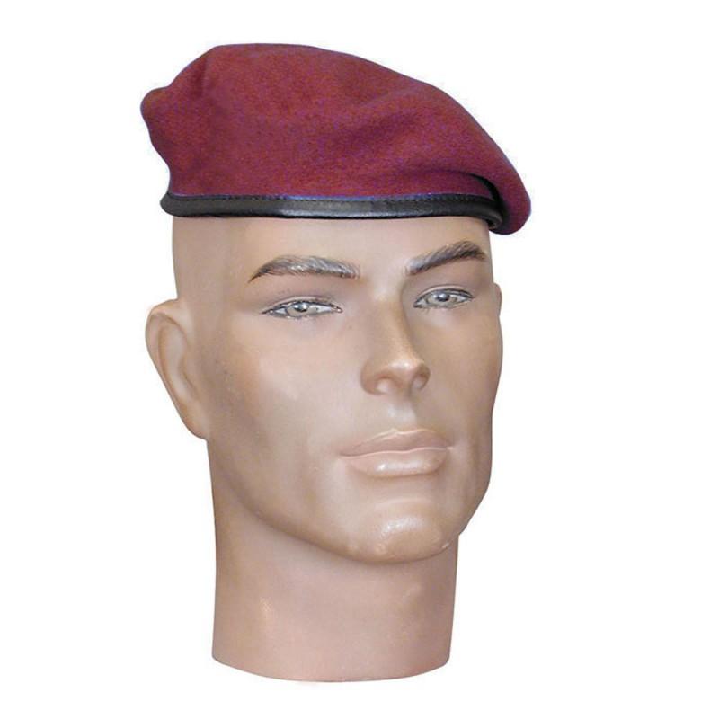 Beret rouge Commando T56