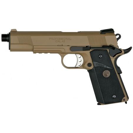 Réplique de poing, GBB,US Marine MEU w/Hss Gear TAN
