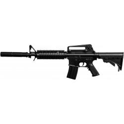 Fusil airsoft AEG DS4 carbine, Complete set