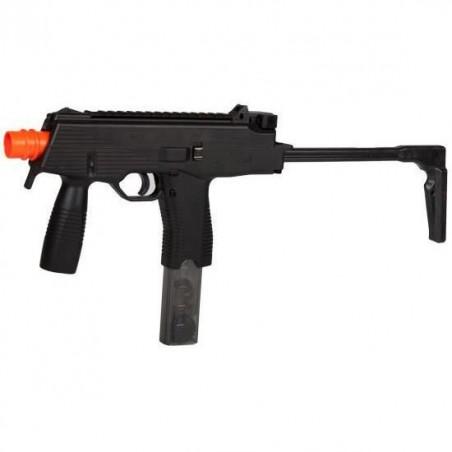 Airsoft Machinegun, AEG, DL, MP9 A1,Orange tip