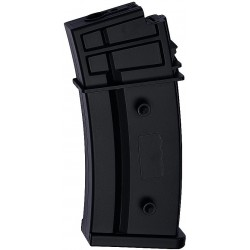 ASG 17030 Chargeur airsoft AEG G36, 470 rounds