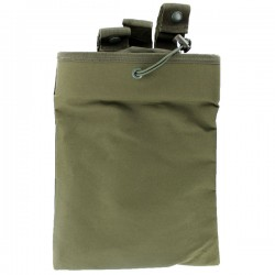US SWAT Airsoft Magazine Mag Tool Drop Military Pouch Bag (600D)