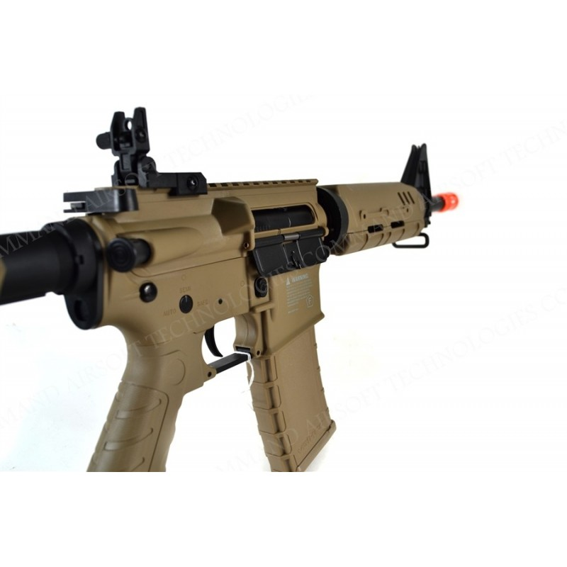 Valken Battle Machine AEG Mod-EC : Rifle - Valken Battle Machine AEG Mod-EC-DST