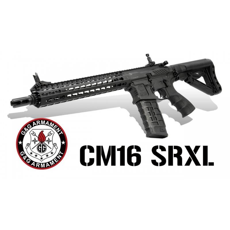 G&G CM16 SRXL MOSFET