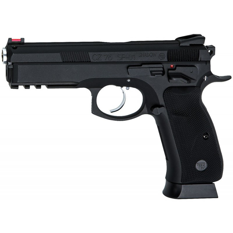 Airsoftpistol GBB MS CZ SP-01 SHADOW
