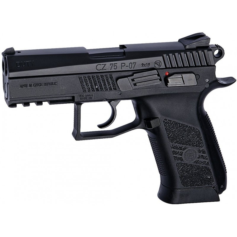CZ 75 P-07 DUTY Non Blowback