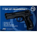 Airsoftpistol, spring, SP-01 SHADOW