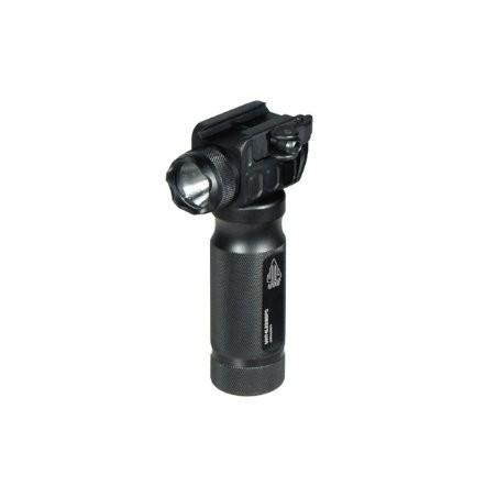 grip + white bright flashlight