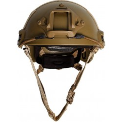 Fast helmet, desert ASG