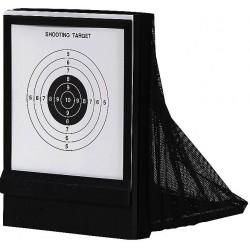 Shooting target w. net