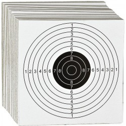 Shooting targets, 14cm, 100 pcs.