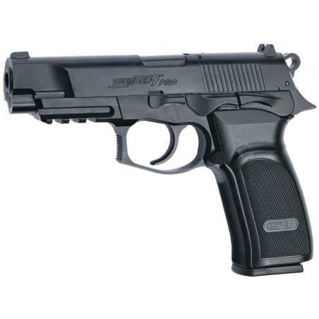 Réplique de poing, Thunder  BERSA C02 9 Pro Non Blow Back