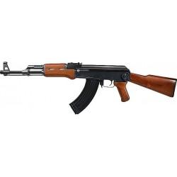 KALASHNIKOV AK47 manuel crosse imitation bois C/C 300BB's