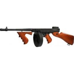 THOMPSON M1928 DRUM AEG + kit 450 BB's Tout metal