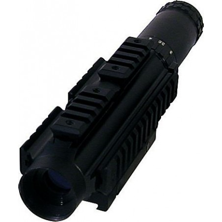 SWISS ARMS Lunette de visee 1 - 40x20 multi rail reticule lumineux