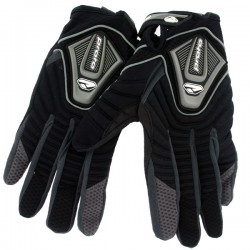Paintball protection gants PROTO gris taille L