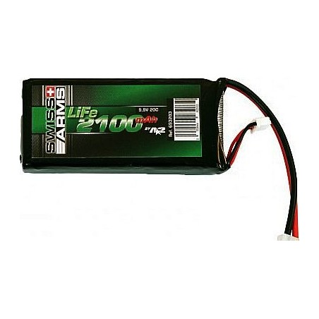 SWISS ARMS LiFe 9,9V 2.100mAh 20C