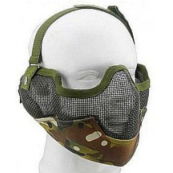 G2 Wire Mesh Mask Cheap version