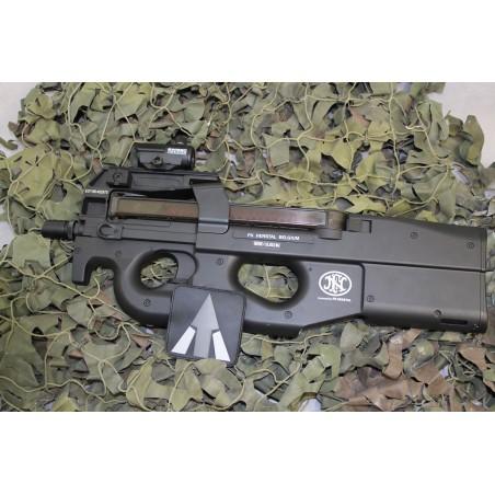 CYBERGUN P90 CUSTOM ASSAULT AEG - NOIR