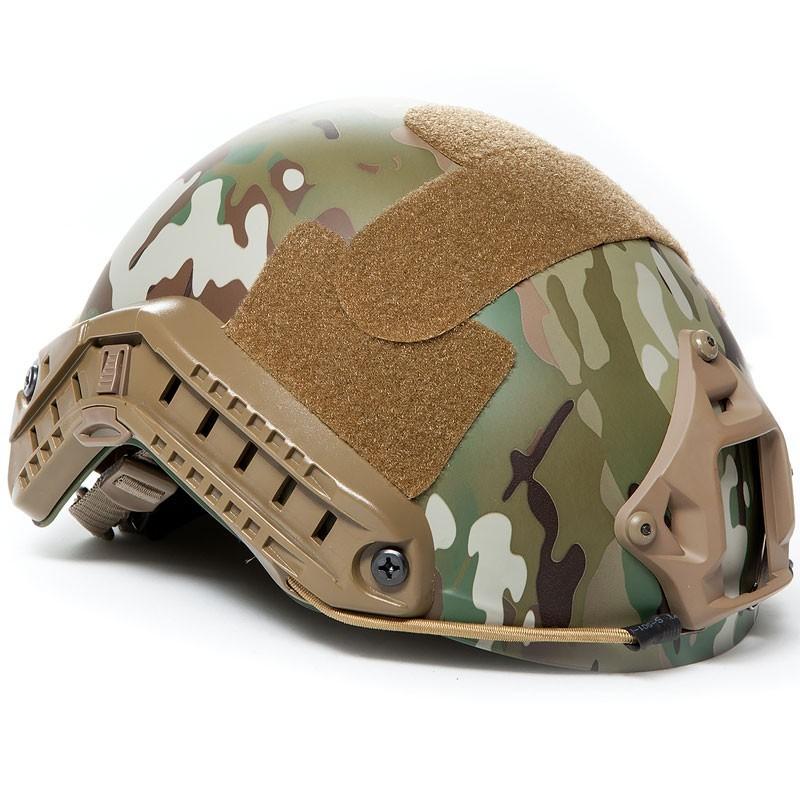 Fast helmet, Multicam