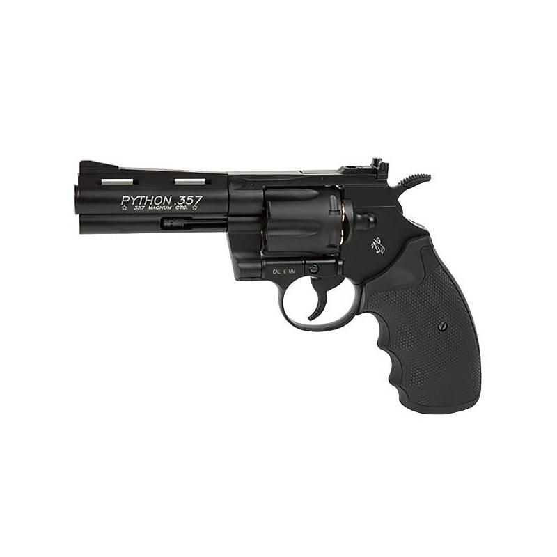 COLT PYTHON 357 noir Co2