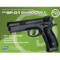CZ SP-01 SHADOW GNB CO2 CULASSE FIXE HOP UP 1.6 JOULE ASG
