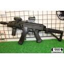 Scorpion Evo3 A1 ASG Black Earth