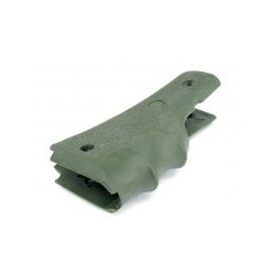 Rubber Grip Cover For M1911/MEU Series GBB (Olive Drab)