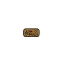 Patch AB+ POS Beige