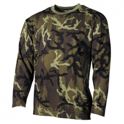 US longsleeve shirt, vz. 95 camo