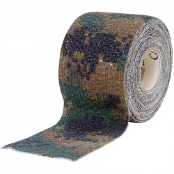 Self Clinging Camo Tape Digital Camo