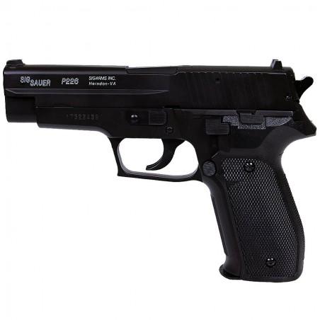 SIG SAUER P226 BAX manuel 6mm culasse metal 12BB's