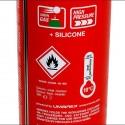 Bouteille gaz airsoft HK Heckler & Koch siliconé Green Gaz