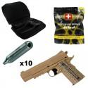 Pack COLT M45A1 TAN