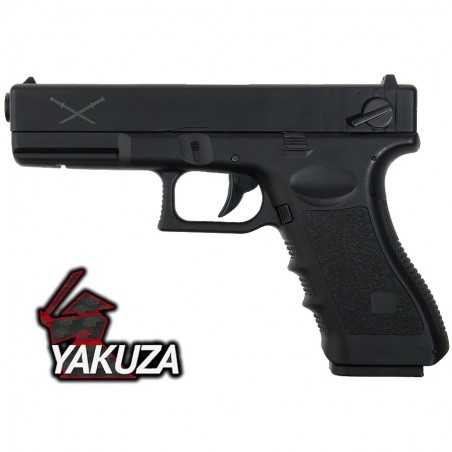 Yakuza Delta Tactics AEP - Noir