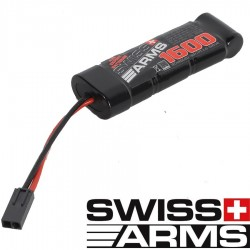 Batterie SWISS ARMS H Perf. NI-MH type mini 8,4V 1600mA