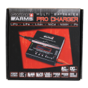 Chargeur SWISS ARMS multi batteries Professionnel 12-220V
