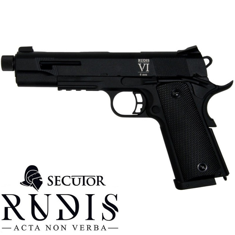 VI RUDIS NOIR SECUTOR - SAR0003