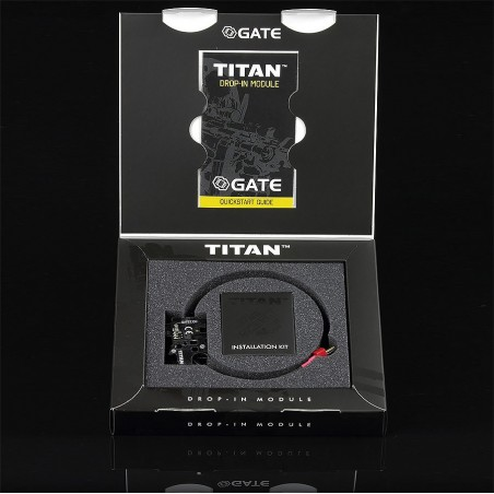 TITAN V2 Drop-in Module rear wired