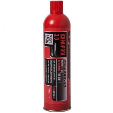 GAZ BOUTEILLE 3.0 PREMIUM GAZ 1000 ml RED