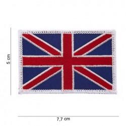 """Patch """" drapeau U.K. """"  (petit)"""