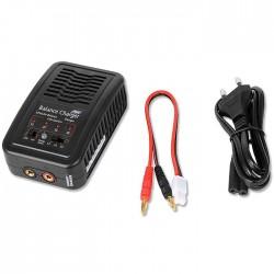 Auto-stop charger, LiPo LiFe, EU-version