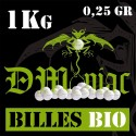 Billes airsoft 6 mm Biodegradable