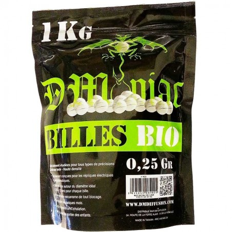 Billes airsoft Bio 6mm