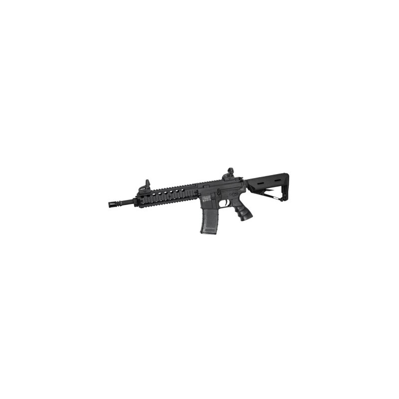*Airsoftrifle, AEG, SLV, BK, Combat MXR18