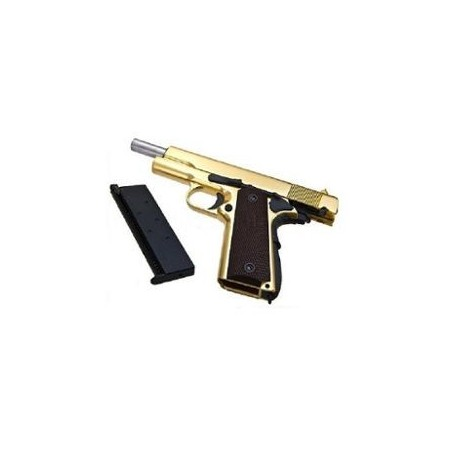 WE Full Metal M1911 - GOLD