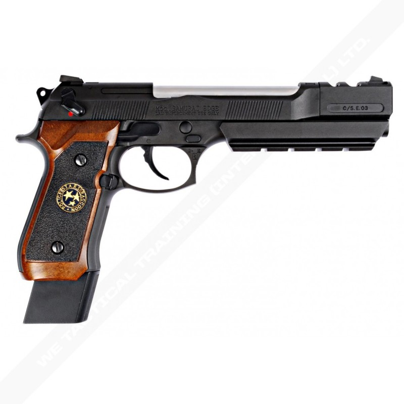 BioHazard M92 Extended / Comp Gen 2 version –Auto - only (Brown grip)