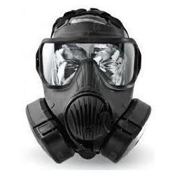 Masque à Gaz M50 Noir